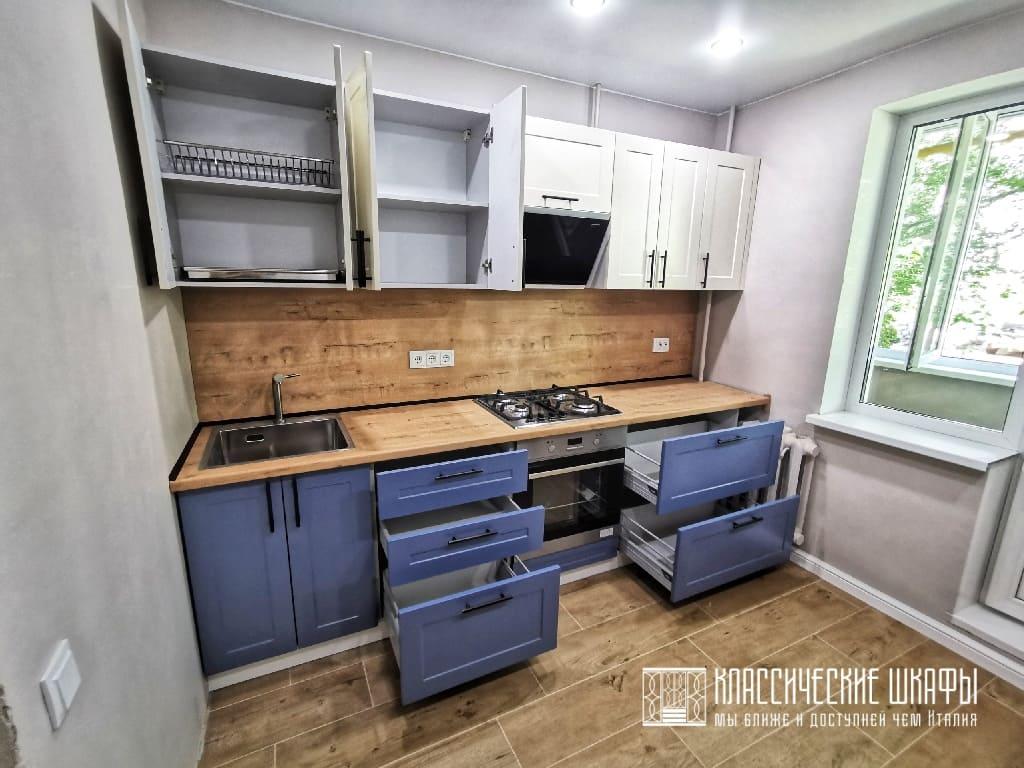 Классическая кухня в современном стиле